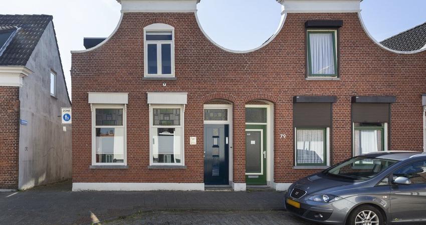 Langenoordstraat 77 in Zevenbergen 4761 DK
