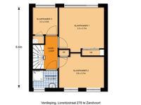 Lorentzstraat 278 in Zandvoort 2041 SM