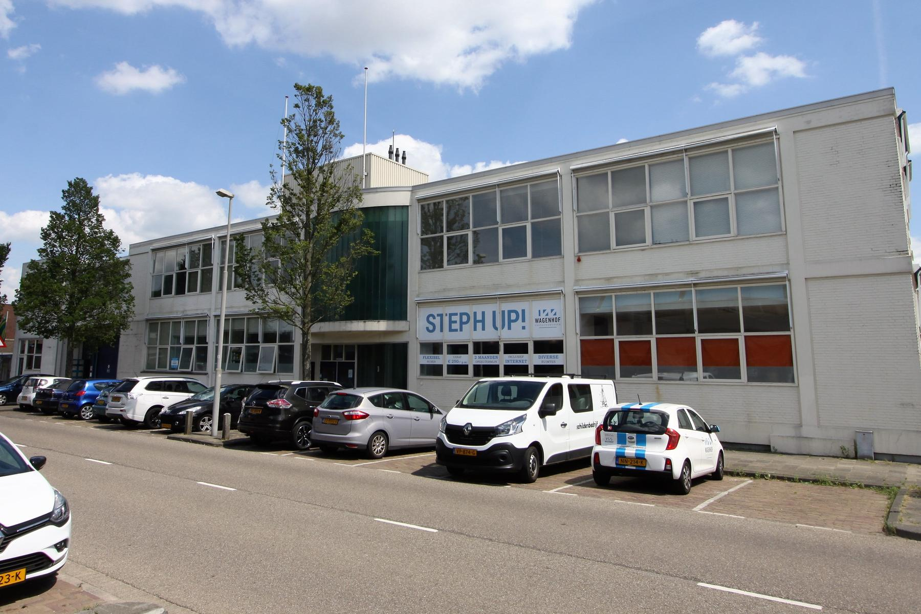 Stephensonstraat 38 in Haarlem 2014 KD