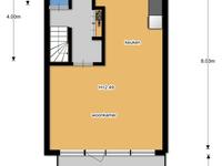 Koolmees 6 in Emmen 7827 BA