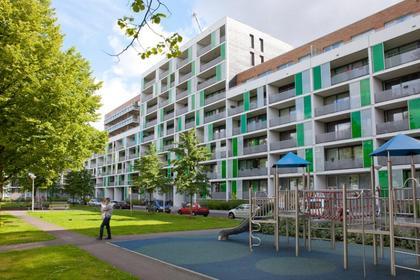 Willy Sluiterstraat 24 in Amsterdam 1061 TJ