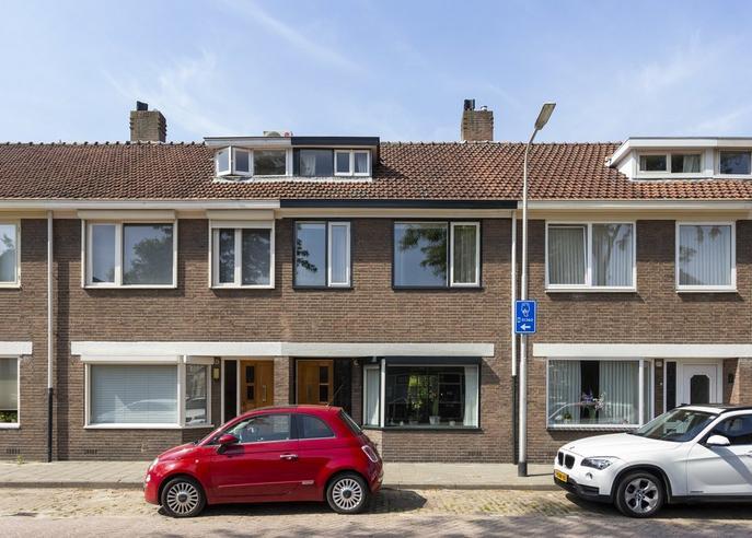Minister Mutsaersstraat 29 in Tilburg 5041 CH