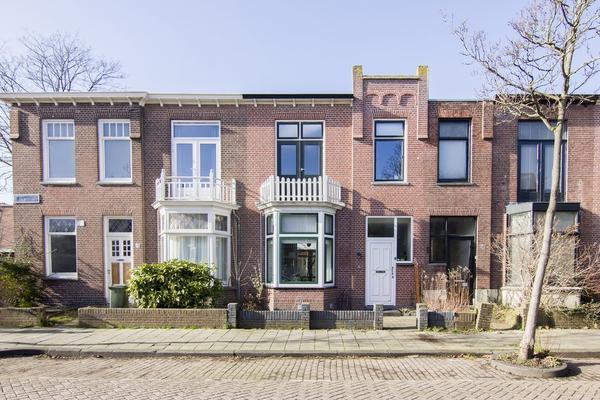Gedempte Schalk Burgergracht 65 in Haarlem 2021 AK