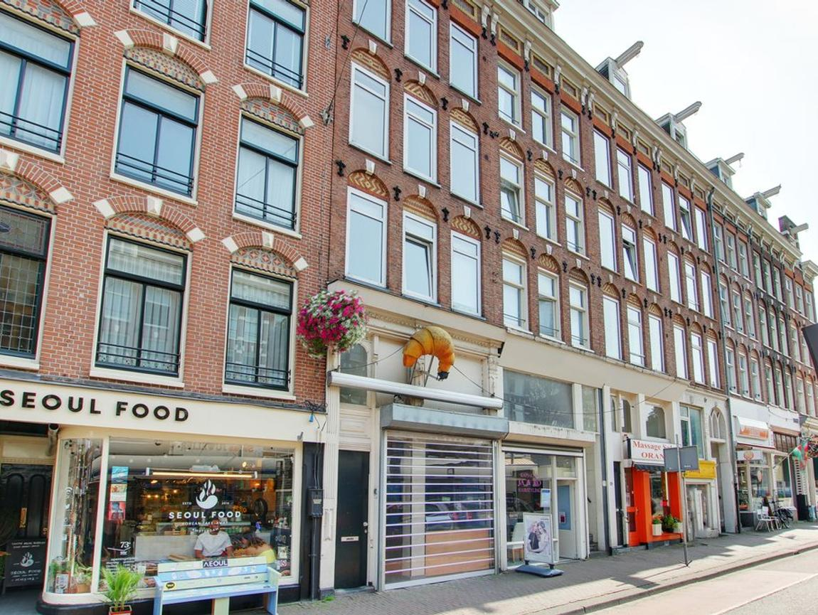 Kinkerstraat 75 3 + 4 in Amsterdam 1053 DG
