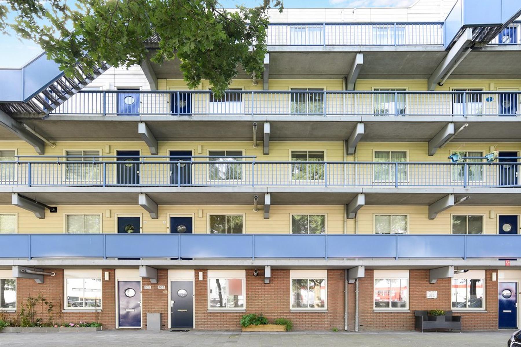 Washingtondreef 41 in Utrecht 3564 KB