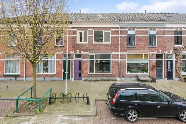 Vossegatselaan 56 in Utrecht 3583 RV