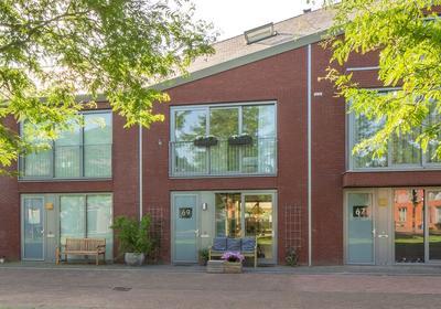 Prof. Kohnstammstraat 69 in Utrecht 3555 WL