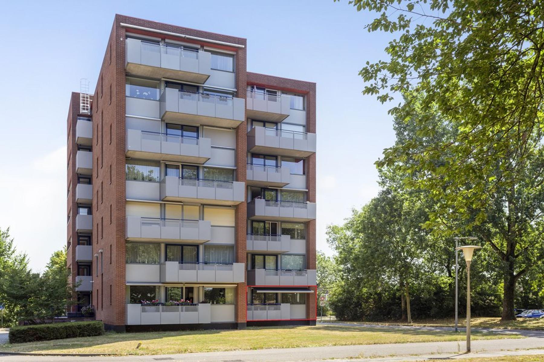 Leimuidenplaats 5 in Arnhem 6843 HH