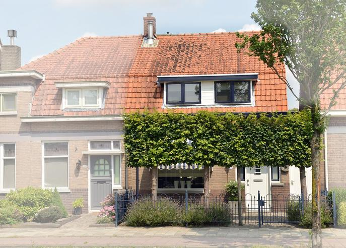 Antwerpsestraatweg 235 in Bergen Op Zoom 4624 JG