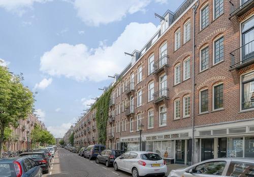 Van Hogendorpstraat 195 -4 in Amsterdam 1051 CA