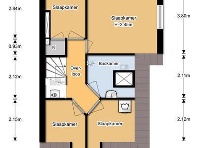 Teding Van Berkhoutstraat 65 in Haarlem 2032 LJ