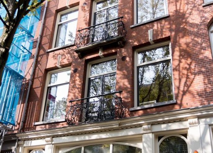 Bosboom Toussaintstraat 68 C in Amsterdam 1054 AV