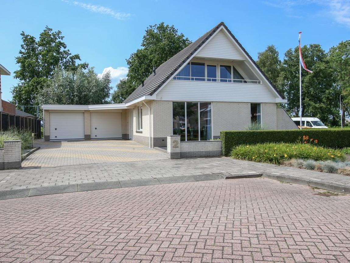 Burgemeester Winklerstraat 2 in Bergambacht 2861 DJ