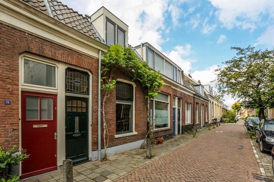 Kapelstraat 28 in Utrecht 3572 CM