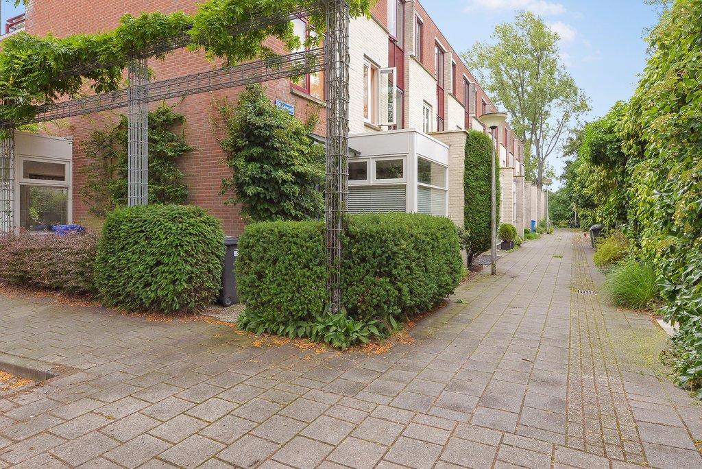 Rivierpad, Delft