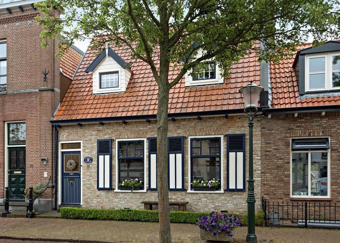 Voorstraat 22 in Nieuw-Vossemeer 4681 AD
