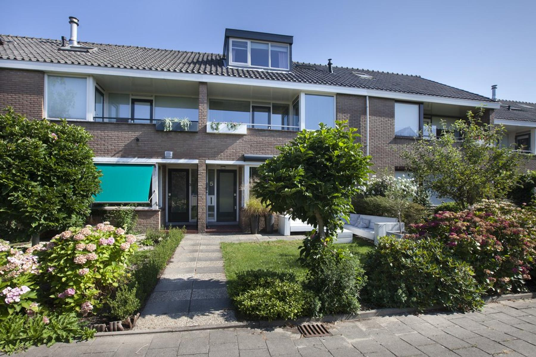 Hanegevecht 5 in Reeuwijk 2811 AC