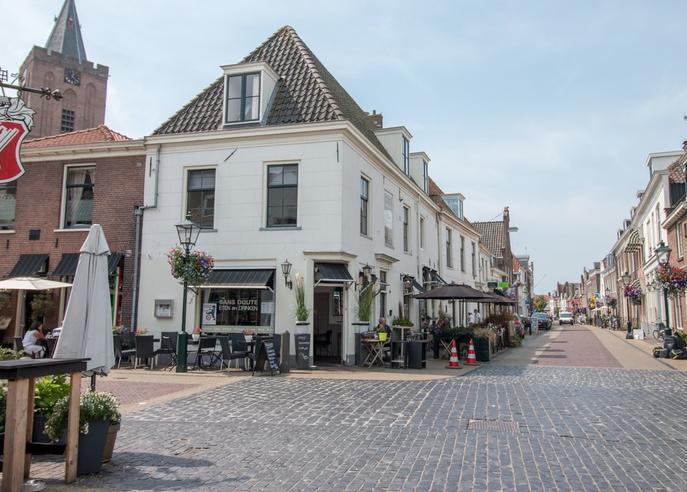 Cattenhagestraat 1 B in Naarden 1411 CR