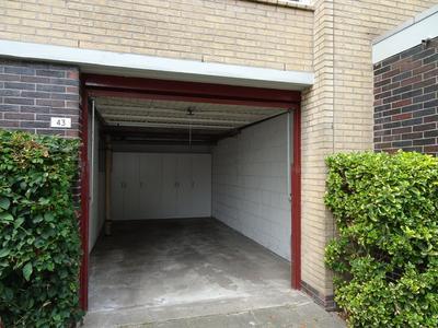 Johann Sebastian Bachstraat 43 in Ridderkerk 2983 AA