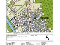 Veldweg in Malden 6581 EZ