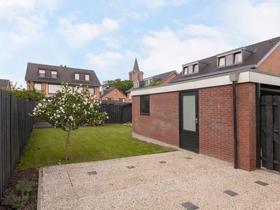 Da Costastraat 4 in Bunschoten-Spakenburg 3751 GC