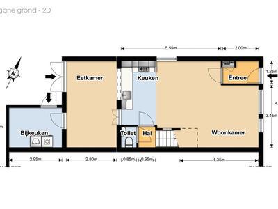 Ir. C.A. Kloosterhuisstraat 97 in Willemsoord 8338 SE