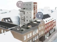 Halvegas 8 in Nijmegen 6511 XN