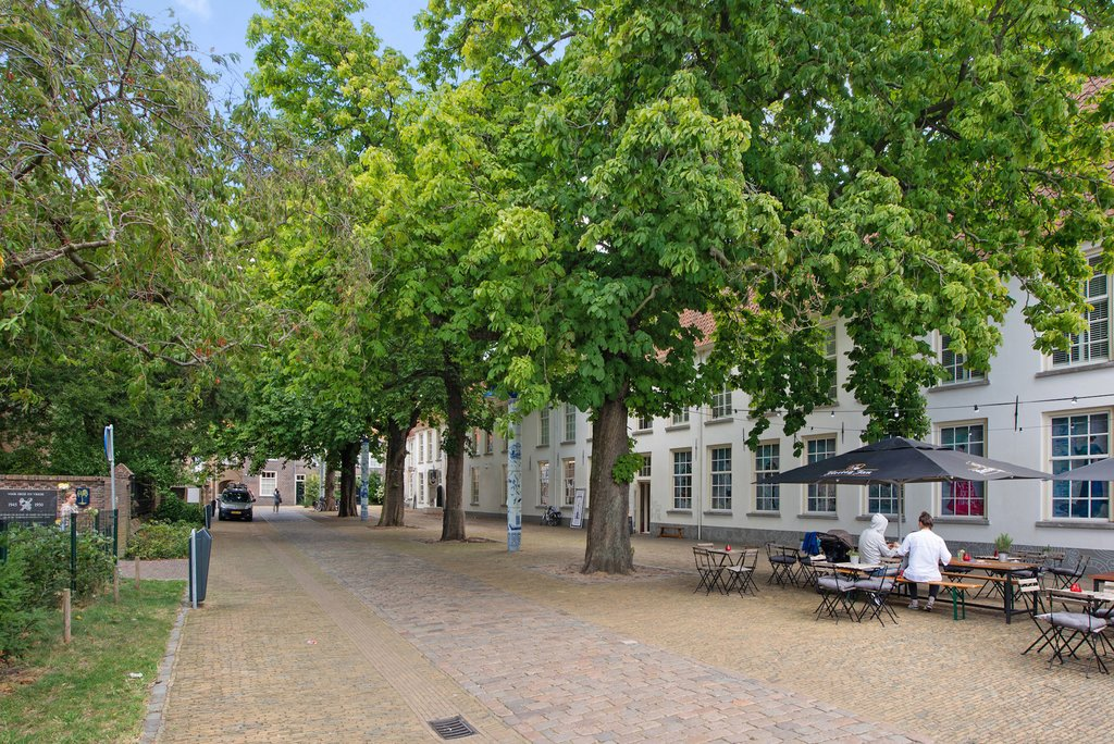 Singelstraat, Delft