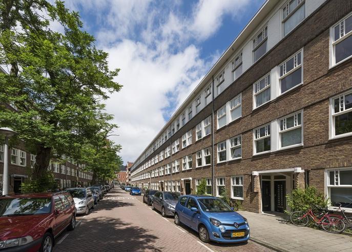 Van Spilbergenstraat 122 Iii in Amsterdam 1057 RN