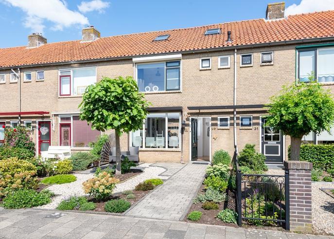 Jan Van Arkelstraat 29 in Nieuw-Lekkerland 2957 AN