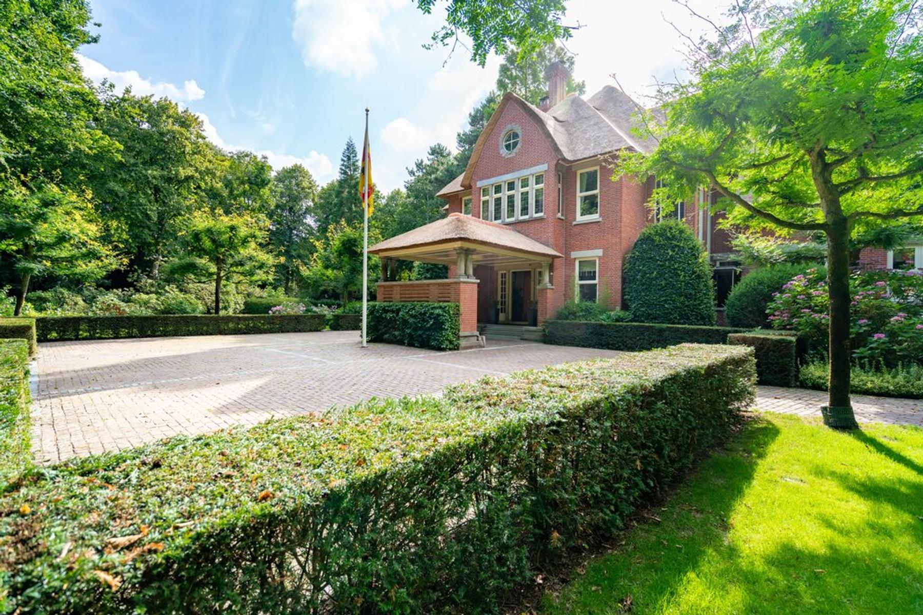 Groen Van Prinstererlaan 3 in Wassenaar 2243 BR