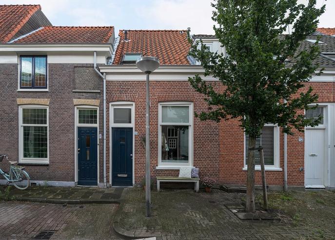 Plateelstraat 10 in Delft 2613 PS