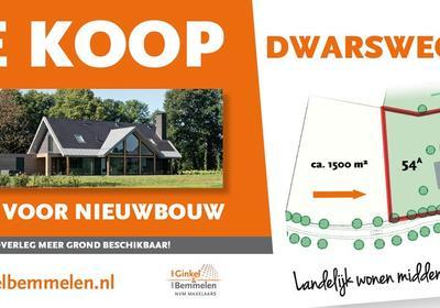 Dwarsweg 54 A in Overberg 3959 AJ