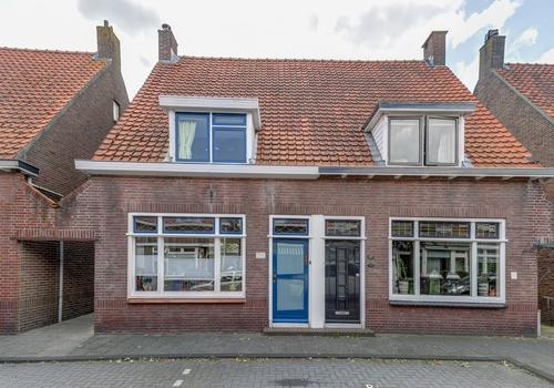 Joh. Kraaijeveldstraat 59 in Sliedrecht 3361 VK