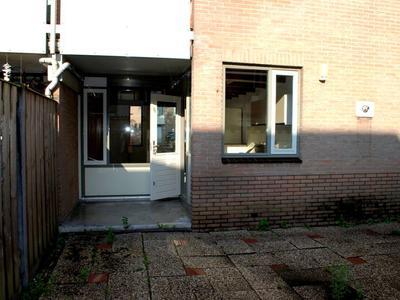 Fidelishof 48 in IJmuiden 1971 PC
