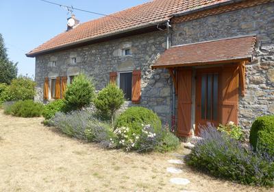 Natuurstenen Woning in Chouvigny