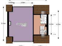 Hobbemastraat 22 in Hazerswoude-Dorp 2391 XD