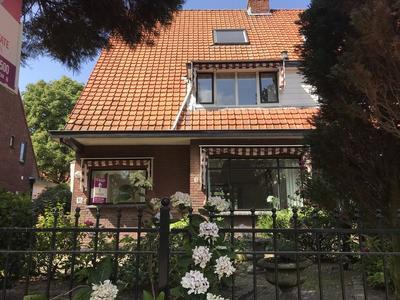 Jonkerlaan 16 in Wassenaar 2242 GD