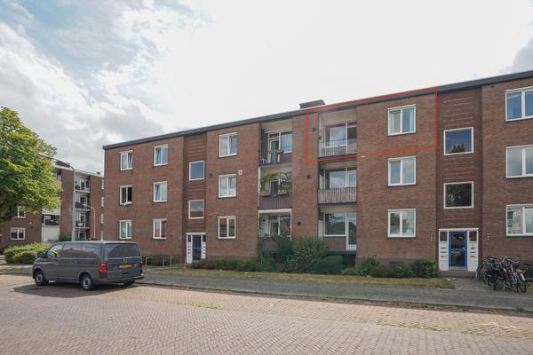 Uranusstraat 17 in Nijmegen 6543 XR