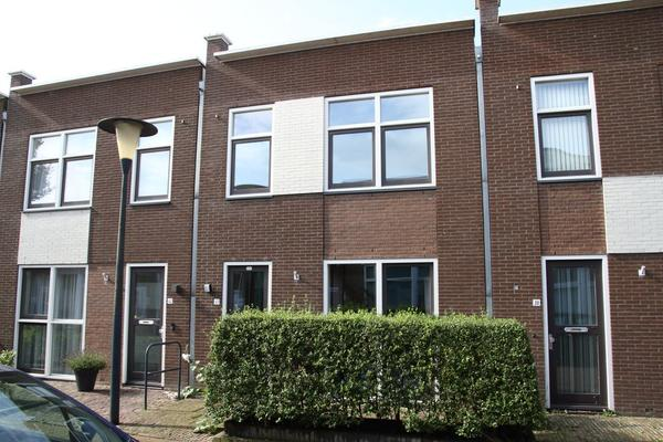 Van Sytzamastraat 40 in Leeuwarden 8933 DW