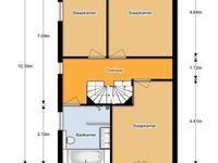 De Moeraseik 1 in Apeldoorn 7325 HM