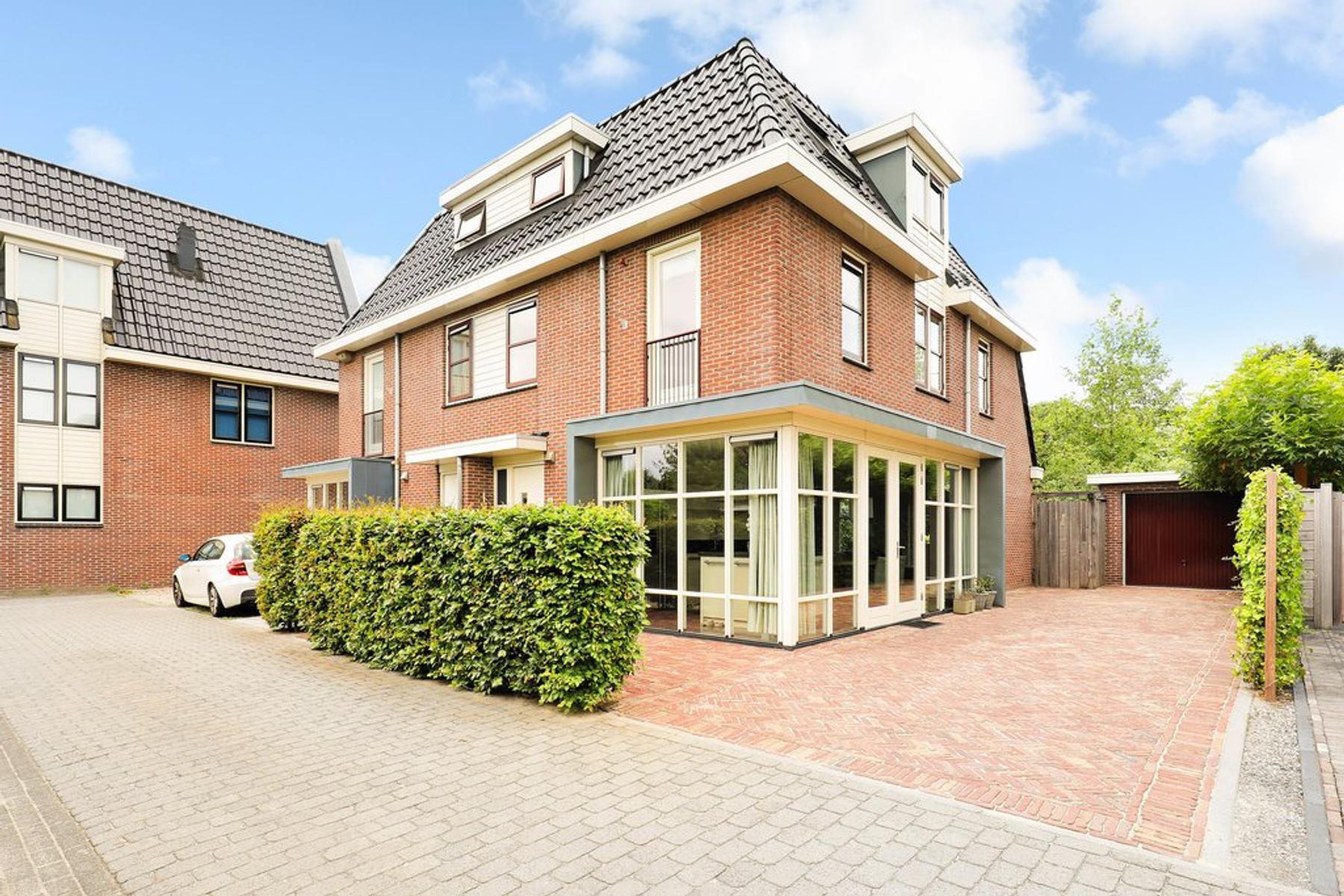 Drouwenerveen 3 in Amersfoort 3825 RS