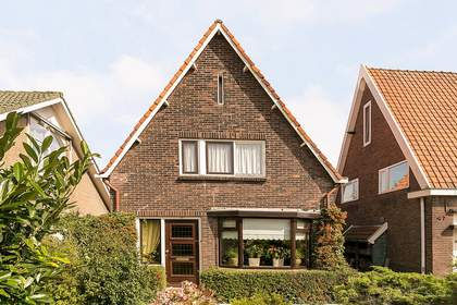 Paul Krugerstraat 45 in Ridderkerk 2987 BP