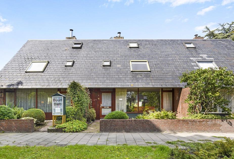Krommeland 4 in Velsen-Zuid 1981 BT