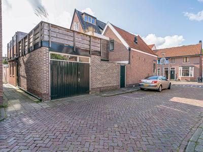 Boezemsingel 5 in Alkmaar 1821 AH