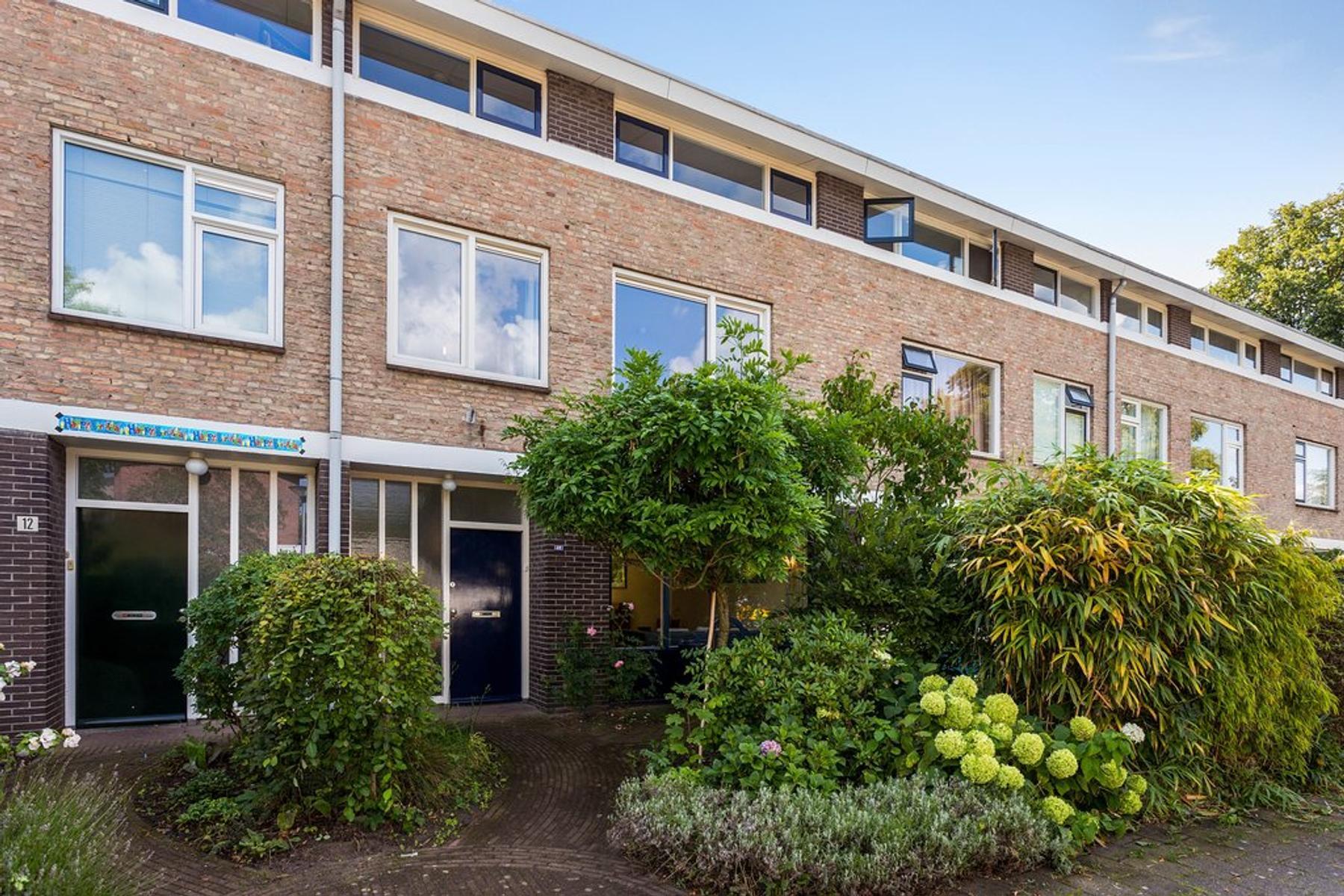 Schumannlaan 10 in Enschede 7522 KE