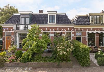 De Wetstraat 12 in Leeuwarden 8917 BG