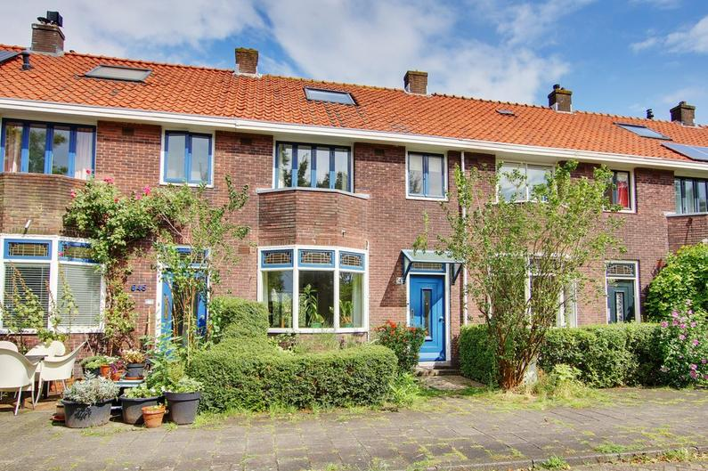 Nieuwendammerdijk 547 in Amsterdam 1023 BS