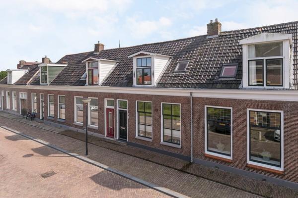 Noorderbolwerk 8 in Franeker 8801 KK