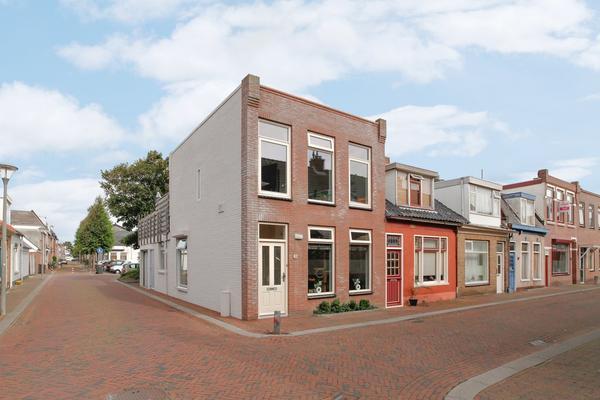 Koningdwarsstraat 47 in Den Helder 1781 LB